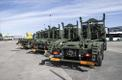 Kaitsevägi sai 40 Volvo FMX konteinerveokit.