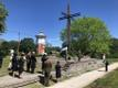 79th anniversary of the June 1941 deportations of Estonians to Siberia, marked in Haapsalu and Risti.