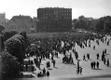 1940. aasta 21. juuni hommikul kell 10 algas Tallinnas Vabaduse väljakul tööliste miiting, mis korraldati Moskvast saabunud poliitbüroo liikme Andrei Ždanovi näpunäidete järgi. Esines ka Nõukogude sõjaväe esindaja.