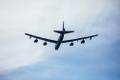 USA pommitaja B-52 lendas Eesti õhuruumis.