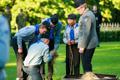 Muinastule süütamine Kuberneri aias.