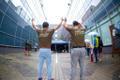 4 июля на нескольких площадках в Ласнамяэ прошел фестиваль уличного искусства ТаDaa!