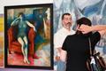Выставка к 90-летию Олева Субби.