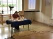 Ridala kiriku 750. aastapäeva tähistava nädala raames loetakse reedel 22 lugeja abiga 13 tunni jooksul järjest ette Villem Grünthal-Ridala suurpoeem
