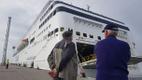 Tallinki kruiisilaev Victoria Saaremaal
