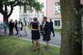 Presidendi vastuvõtt Kadrioru roosiaias