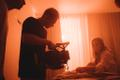 Grete Paia ja Pluuto video filmimine