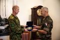 Prantsusmaa kaitseväe juhataja külastas Eestit.