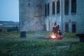 Ночь древних костров в Таллинне.