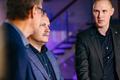 Henn Põlluaas (middle) and Raimond Kaljulaid (right) on ERR's