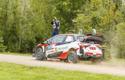Rally Estonia esimene võistluspäev