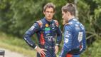 Thierry Neuville ja Nicolas Gilsoul Rally Estonial