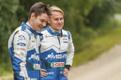 Teemu Suninen ja Esapekka Lappi Rally Estonial