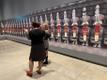 Maailma suurim Muhu sukkade näitus Eesti Rahva Muuseumis.