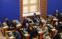 A Riigikogu sitting in progress.