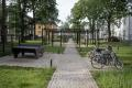Estonian Landscape Architects Union Annual Awards: the Inner courtyard at Kopli Lines in Tallinn.