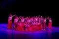 Koolitantsu piirkondlike tantsupäevade esimene kontsert