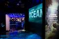"""Fotod näituse """"Tundmatu ookean. Läänemeri maailmameres"""" avapäevast."""