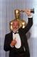 Sean Connery 1988. aastal parima kõrvalosa Oscarit vastu võtmas.