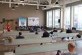 laskesuusatajate hooaja avapressikonverentsil tutvustasid koondislased Rene Zahkna, Kalev Ermits, Raido Ränkel, Kristo Siimer, Johanna Talihärm, Regina Oja, Tuuli Tomingas ja Kadri Lehtla ning peatreener Indrek Tobreluts uue hooaja plaane.