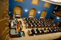 The riigikogu sitting on Monday, December 14.