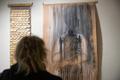 Открытие персональной выставки Кади Паюпуу.