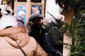 Mayor of Tallinn Mihhail Kõlvart proclaimed Christmas peace at noon on December 24.