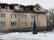 Пожар в Маардуском социальном доме.