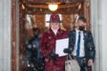Reform Party Chairman Kaja Kallas met with President Kersti Kaljulaid on Thursday.