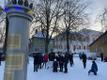 Public getting the chance of a final glimpse of a controversial, not to mention gaudy, monument to legendary Estonian singer Jaak Joala ahead of its impending demise on Sunday or Monday.