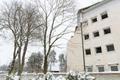 На месте бывшей школы милиции построят новый многоквартирный дом.