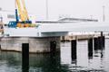 Admiraliteedi basseini silla ehitus