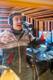 Kaisa Ling Thingi plaadi salvestamine Raplas