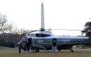 President Donald Trump ja abikaasa Melania Trump lahkusid Valgest Majast.