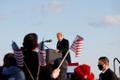 Donald Trumpi ametist lahkumise tseremoonia Andrewsi õhuväebaasis.