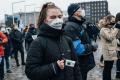 Meeleavaldus Tallinnas.