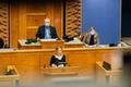 Kaja Kallase valitsuse hääletus riigikogus.