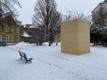 Jaak Joala mälestusmärk Viljandis pandi kasti