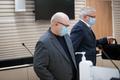 Urmas Arumäe in court.