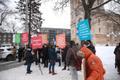 Акция протеста Фонда