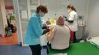 COVID-19 vaccinations taking place on Kihnu Island on February 17.