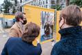 Kersti Kaljulaid avas Madridis Eesti tänavafotograafia näituse