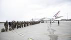 Prantsuse kaitseväelased jõudsid Eestisse.