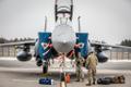 Eestisse saabusid USA õhuväe hävitajad F-15E ja F-15C ning tankerid KC-135.