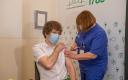 Tanel Kiik vaktsineerimas