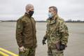 NATO SACEUR Gen. Tod Wolters visits Estonia.