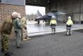 Kindral Tod Wolters külastas Eestit.