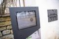 The new ticketing system at Pirita Monastery.