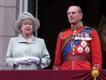 Kuninganna Elizabeth ja prints Philip 2001. aastal