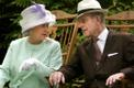 Kuninganna Elizabeth ja prints Philip 2002. aastal